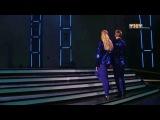 Света Макаренко и Александр Крупельницкий (Танцы 4 сезон)
