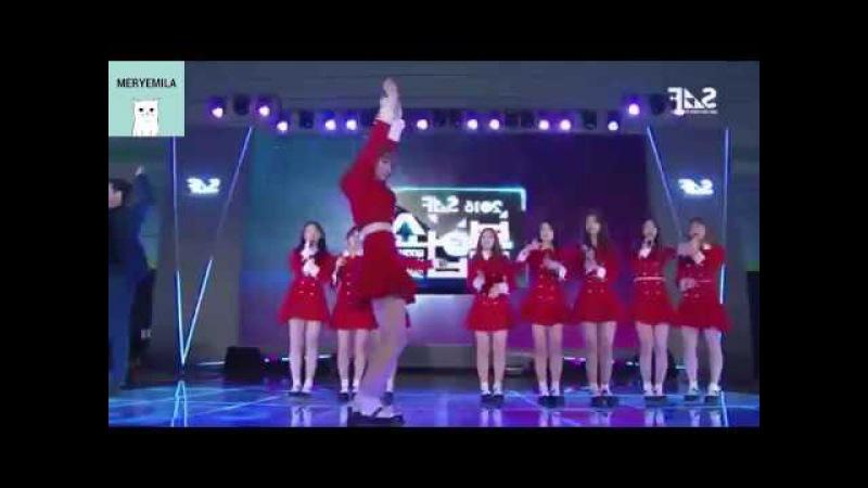 [161226] 🔥MOMO SEXY DANCE (WORTH IT) @ 2016 SAF BOOM UP SHOW