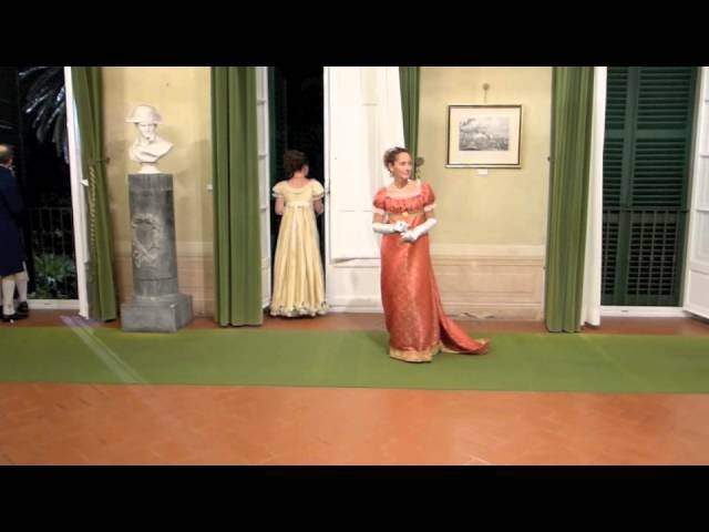 Bicentennial Napoleonic Ball at Elba 2014