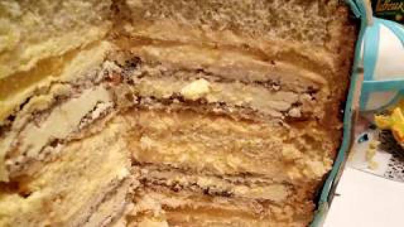 Торт Сумасшествие Наш тортик на годик Обалденный