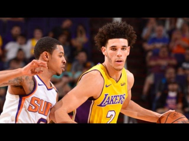 Обзор НБА Финикс Санз – Лос-Анджелес Лейкерс 14.11.17