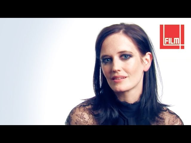 Eva Green Tim Burton   Miss Peregrine's Home For Peculiar Children Interview Special