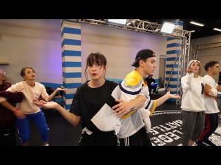 Танцы: Миша Килимчук и Марина Кущева - Наставники о ребятах (сезон 4, серия 14)