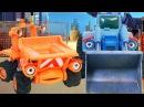 Мультик для детей про Трактор на Стройке - Какой у нас план - Серия 2