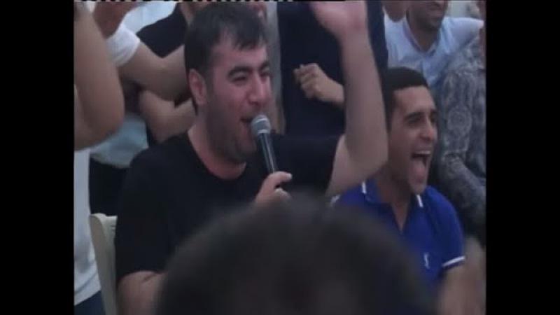 Resad Dagli vs Orxan Lokbatanli / 2017 Qırğın Tekbetek Deyişmə / Qaradagda Oturub Meyxana 2017
