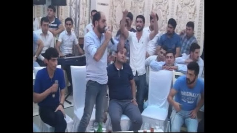 Yeni Meyxana 2017 / Halal Demirem Ona / Balali ,Vuqar Bileceri, Xudabaxish KubinkaFuad Papanin