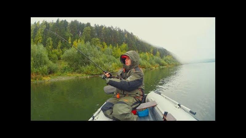 ОТКУДА столько ЩУКИ в этой красивой РЕКЕ?! Рыбалка на спиннинг по-Русову