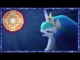 Колыбельная для принцессы луны май Литл пони