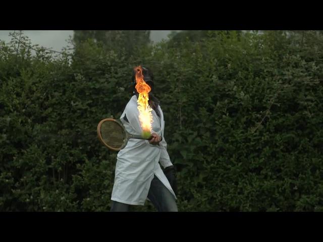 Fire Tennis Loop