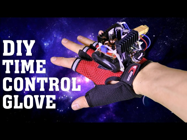 DIY Time Machine Glove