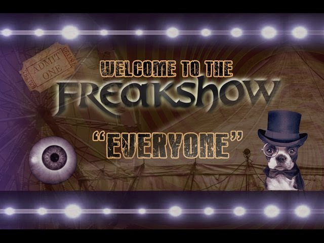 Everyone by Welcome to the Freakshow (feat. Jeff LaBar/Cinderella)