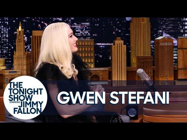 Gwen Stefani's Christmas Album Was Sorta Inspired by Blake Shelton's Wildebeests