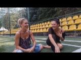 Mini-blog Shagane with super star bellydancing Daria Mitskevich.