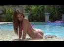 Polka Dot micro bikini video