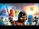 Lego Ninjago vs Lego Robot - Prison Break
