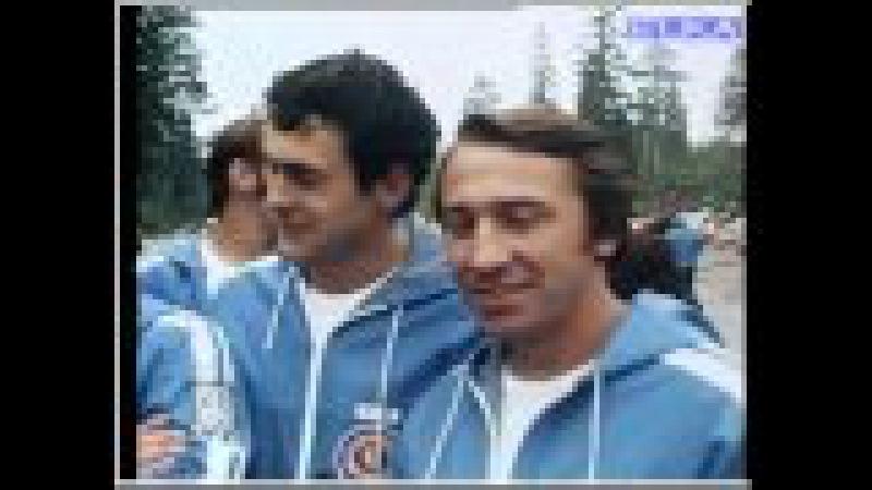 Сборная СССР на 1000 Lakes Rally 1977!