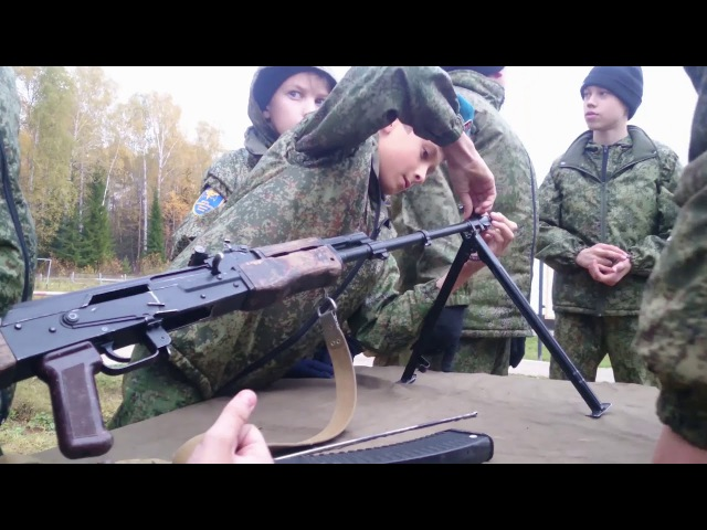 42 Ракетная дивизия - Слёт Юнармейцев 2017