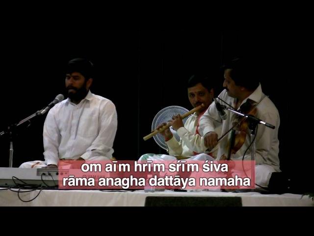Datta Raksha Mantra by Sri Ganapathy Sachchidananda Swamiji