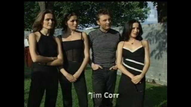The Corrs - Live Performance and Interview - Fleadh 1998.avi