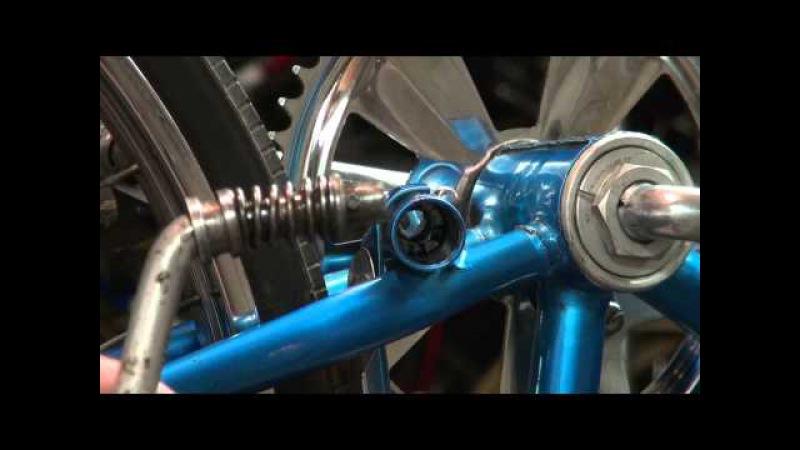 Bicycle kickstand repair