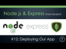 Express From Scratch FINAL Deploying Our App