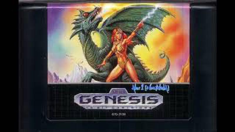 [NostalgiA] [SEGA Genesis Music] Alisia Dragoon - Full Original Soundtrack OST