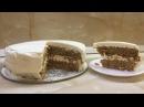 Швейцарский морковный торт 🍰/ Рецепт от Ugly Moon / Мой первый торт и такой замороченный :