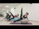 Fit ball Pilates clase completa Prod Pato Echeve