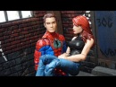Marvel Legends ToysRus Exclusive Spider-Man Mary Jane Watson 2-Pack Review