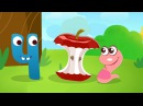 Русский Алфавит. Учим буквы и слова. Русская азбука для малышей