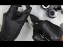 Мастер-класс Листья от DolceGabbana дизайн ногтей гель-лаками от NeoNail