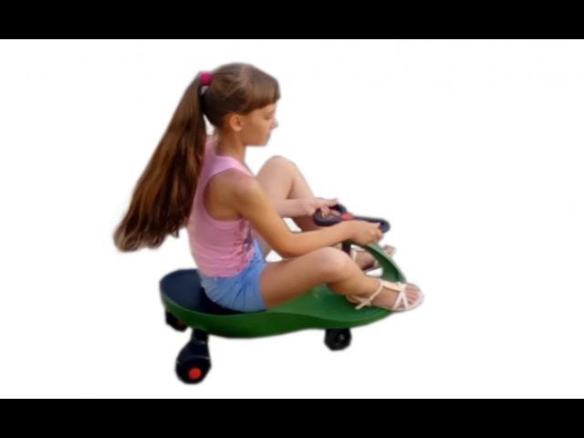 Детская машина BibiCar (Бибикар), PlasmaCar (Плазмакар). Обзор. Видео для детей.