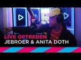 Jebroer & Anita Doth doen Marathon [LIVE] | SLAM!