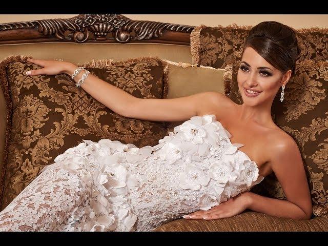 свадебные платья Angelika Sposa