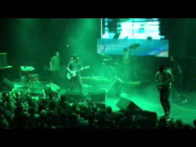 Психея - Гимн жертв будущих самоубийц @ Москва, совместный концерт Психея/ПТВП, Т ...
