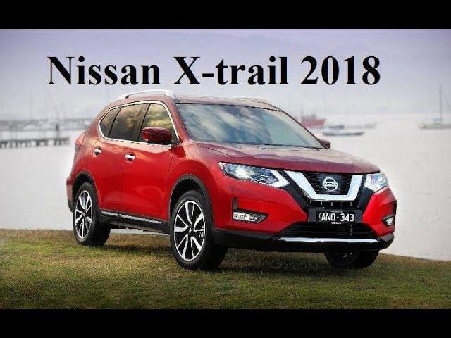 Nissan X-trail 2017 - 2018