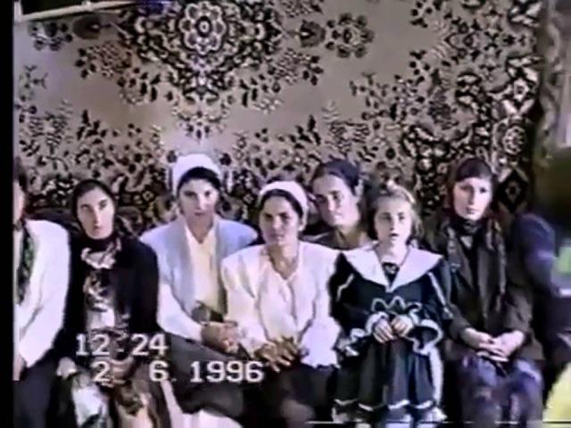 Аварский танцор 90-х и табасаранский ответ аварскому танцору 90-х