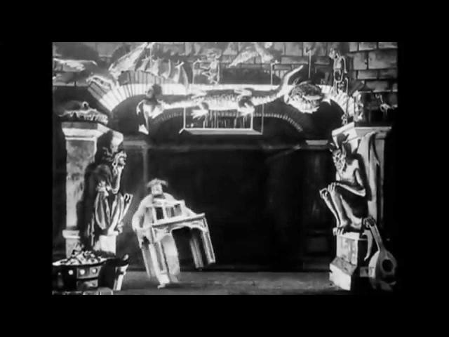 Georges Méliès The Magician's Cavern (L'Antre des Esprits) 1901