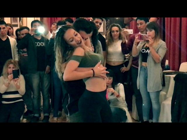 "LUIS ANDREA - Argentina - Vicky Corbacho ft. Dj Chapa Deja que te bese"""