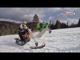 Yeti Snowbike - OMG Querly is Here !