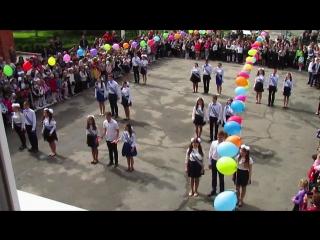 Випускний вальс 11 класу Шепетівської ЗОШ №8 2017 р.