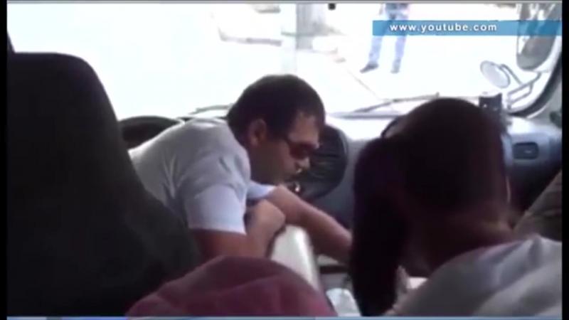 История в 4 года. Водитель маршрутного такси не был пьян. Официальный комментарий.