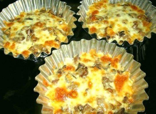 Как вкусно приготовить грибной жульен Вам понадобится - шампиньоны