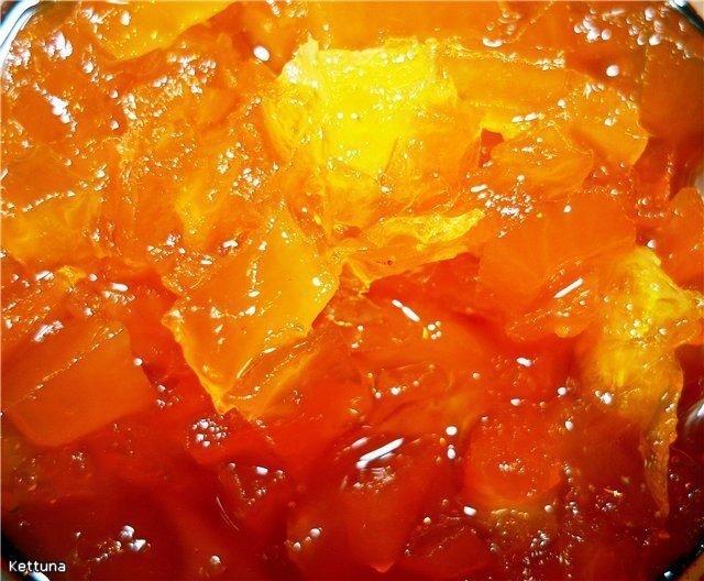 Три рецепта варенья из тыквы. Эти вкусные рецепты