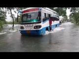 Наводнение в штате Уттар-Прадеш (Индия, август 2017)