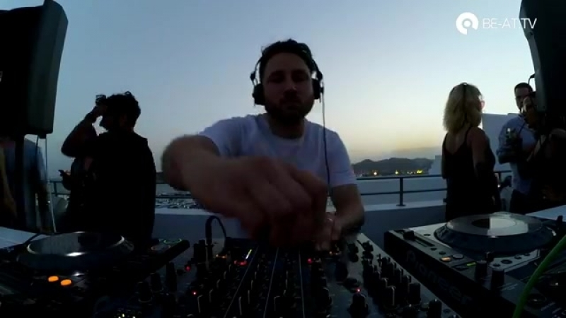 Enzo Siragusa - Hyte Ibiza Rooftop Party Fuse 18 July 2017