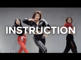 1Million dance studio Instruction - Jax Jones (ft. Demi Lovato & Stefflon Don) / Youjin Kim Choreography