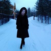 Анкета Кристина Потапова