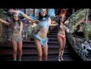Опа Гангам Стайл Букет из белых роз Remix HD