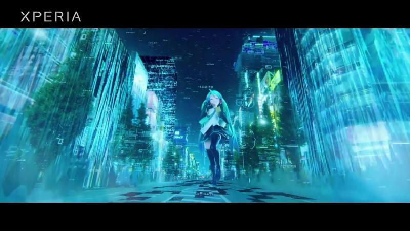 VOICES tilt-six Remix feat. Miku Hatsune - Xperia